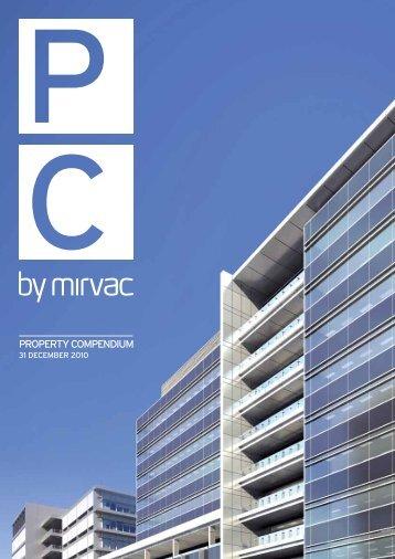 PROPERTY COMPENDIUM - Mirvac - Mirvac Group