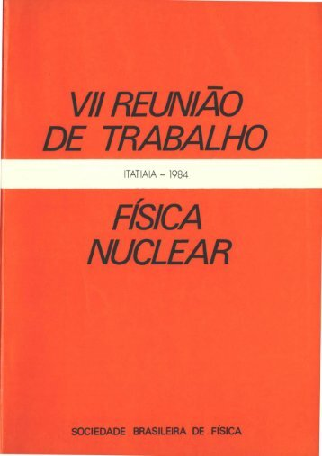 1 - Sociedade Brasileira de Física