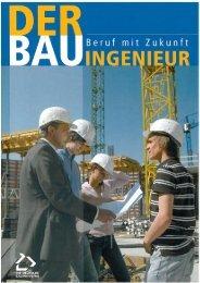 Bauingenieur - Beruf mit Zukunft - Hessen