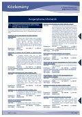 Hungaropharma ZRt. 2007 - 04 számú közlemény - Page 3