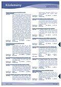 Hungaropharma ZRt. 2007 - 04 számú közlemény - Page 5