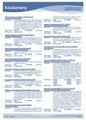 Hungaropharma ZRt. 2008 - 12 számú közlemény - Page 3