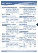Hungaropharma ZRt. 2008 - 12 számú közlemény - Page 5