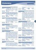 Hungaropharma ZRt. 2008 - 12 számú közlemény - Page 7
