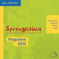 Download Programm SprengelHaus - Sparrplatz Quartier