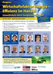Das gute Gewissen kauft mit - Management Forum der Verlagsgruppe ...