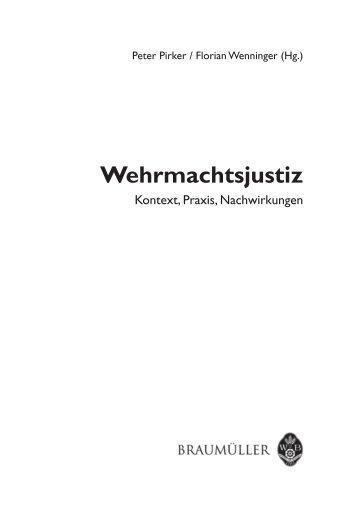 Kern Wehrmachtsjustiz.indb