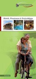 Hotels, Pensionen & Freizeittipps