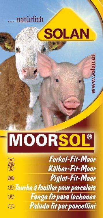 natürlich Ferkel-Fit-Moor Kälber-Fit-Moor Piglet - EMtech Schweiz AG