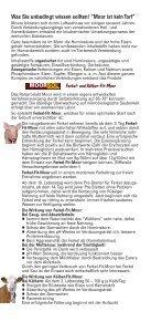 natürlich Ferkel-Fit-Moor Kälber-Fit-Moor Piglet - EMtech Schweiz AG - Seite 2