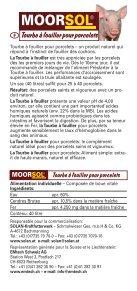 natürlich Ferkel-Fit-Moor Kälber-Fit-Moor Piglet - EMtech Schweiz AG - Seite 6