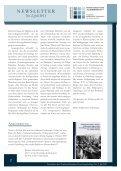 Newsletter des Niedersächsischen Forschungskollegs II ... - FOKO-NS - Seite 2