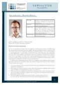 Newsletter des Niedersächsischen Forschungskollegs II ... - FOKO-NS - Seite 3