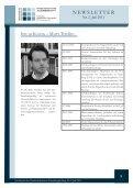 Newsletter des Niedersächsischen Forschungskollegs II ... - FOKO-NS - Seite 5