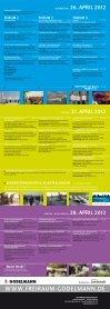 FACHMESSE 2012 ERLEBEN ERFAHREN GESTALTEN - Seite 2