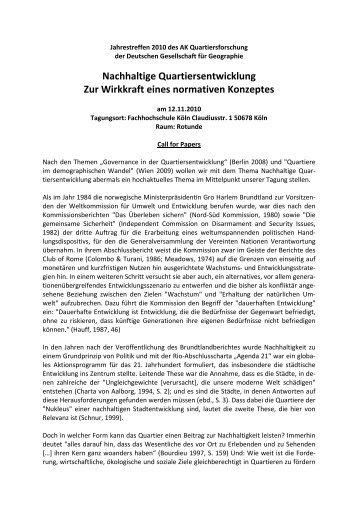 Download - Arbeitskreis Quartiersforschung