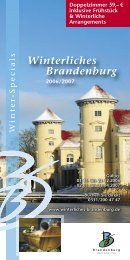 Winterliches Brandenburg - Who-sells-it.com