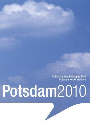 Potsdam 2010 - Gartenstadt Drewitz