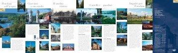 Impulsi per Potsdam Castelli e giardini Potsdam sull'acqua II nucleo ...