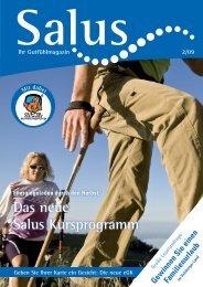 Das neue Salus Kursprogramm - Salus BKK