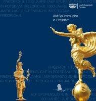 auF SpurenSuche in potSdam - FS Bankakademie Alumni eV