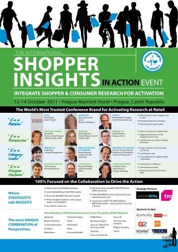 SHOPPER insights - IIR