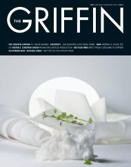 the complete supplier to tissue makers - THE GRIFFIN 3/2012