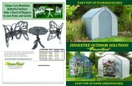 INNOVATIVE OUTDOOR SOLUTIONS - Home Depot