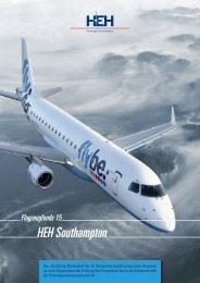 Prospekt HEH Southampton Flugzeugfonds 15 - Schmidtner GmbH