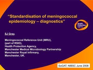 Title of presentation - NIBSC