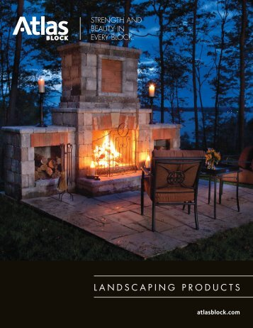 LANDSCAPING PRODUCTS - Atlas Block