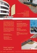 • Harzgebundene Systeme • Thermoplastische Systeme ... - Seite 2