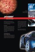 • Harzgebundene Systeme • Thermoplastische Systeme ... - Seite 5