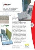 • Harzgebundene Systeme • Thermoplastische Systeme ... - Seite 7