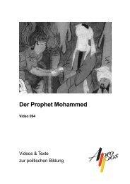 Druckversion PDF 378 KB - Bundeszentrale für politische Bildung