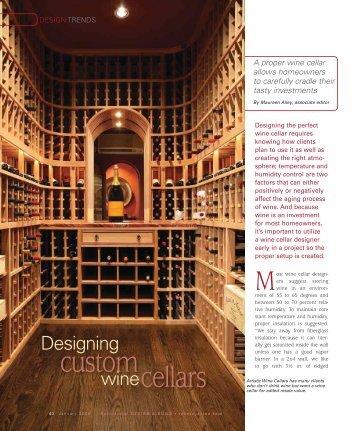 Custom Cellars   Home Design Software