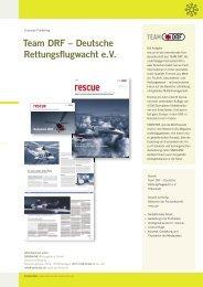 Team DRF - Sanshine Communications GmbH