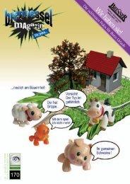 brennessel magazin Mai 2009