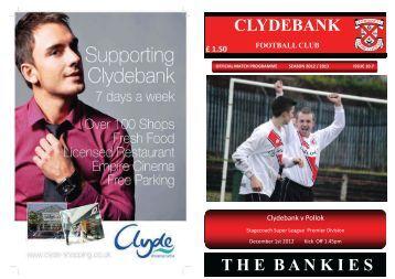 7 - Clydebank Programmes Online