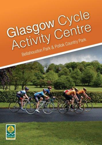 Glasgow Cylce Activity Centre - Glasgow City Council
