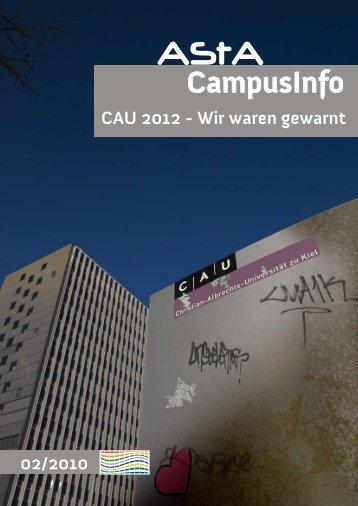 CampusInfo - Christian-Albrechts-Universität zu Kiel