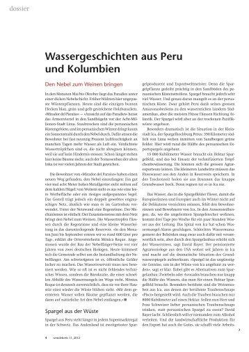 Zum Lesen - Wendekreis