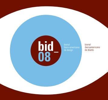 Descarga el catálogo en formato pdf - III Bienal Iberoamericana de ...