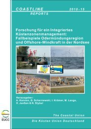 Publikationen - Hintergrund - Küsten Union Deutschland