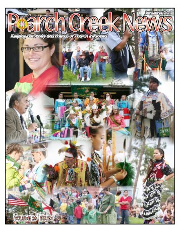 P arch Creek News - The Poarch Band of Creek Indians