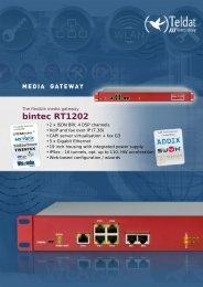bintec rt1202 data sheet