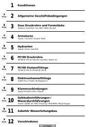 Download Versorgungs-Katalog (PDF, 2939 kb) - Schwarz Stahl AG