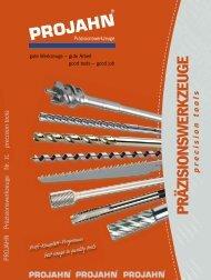 PROJAHN Präzisionswerkzeuge - Classic Car Creations