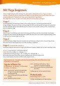 Programm Wien 2012 - Sivananda Yoga - Seite 5