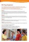 Neues Programm 2013 - Sivananda Yoga - Seite 5